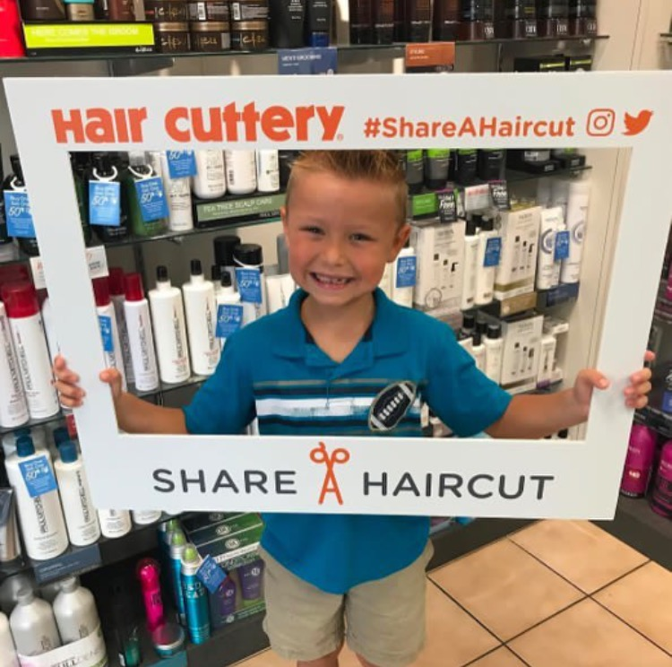 Hair Cuttery Donates Thousands of Back-to-School Cuts for Kids