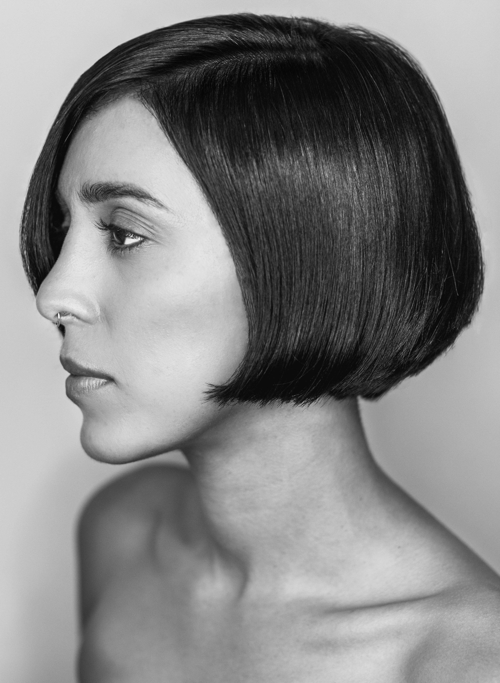 From the Neu Collection<br /> <div><strong>Hair</strong>Anthony &amp; Gloria EDGE at EDGE Academy, San Diego, CA</div> <div><strong>Make up</strong>Jessica Varela</div> <div><strong>Photographer</strong>Wendy W Smith</div>