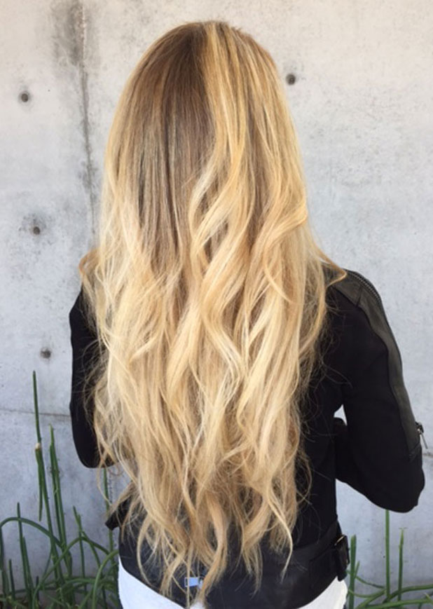 Formula How-To: Blonde Balayage Highlights
