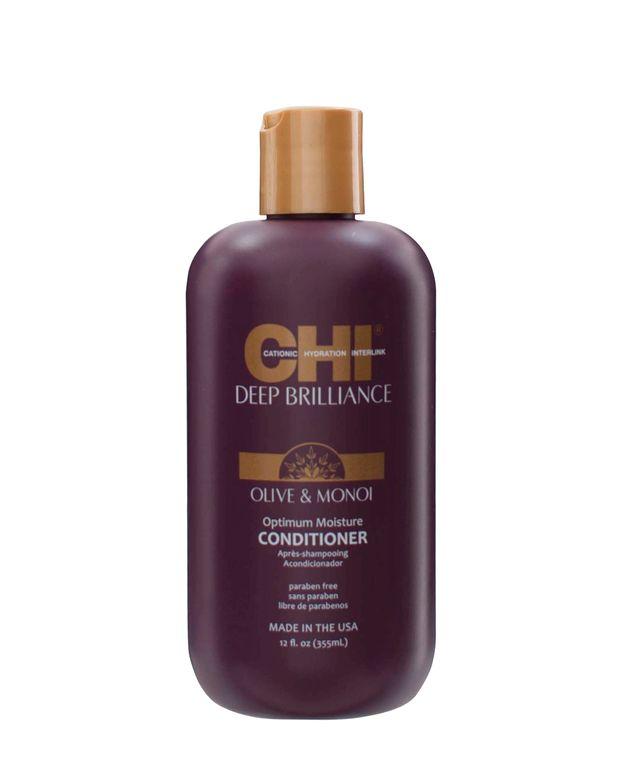 <strong>CHI Deep Brilliance Olive &amp; Monoi Optimum Moisture Conditioner</strong>