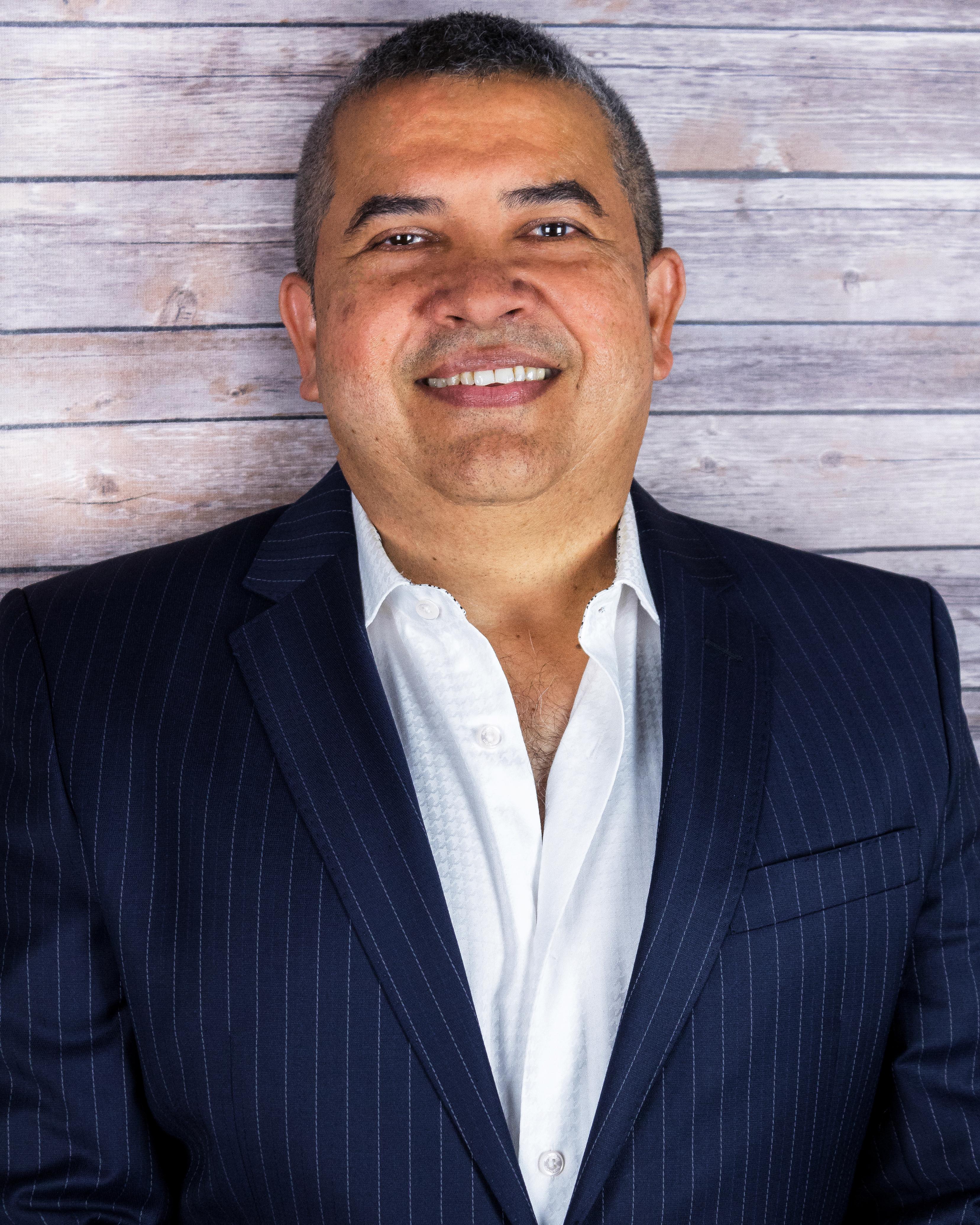 New Image President Oscar Urzola