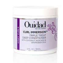 Ouidad's Curl Immersion Triple Treat Deep Conditioner