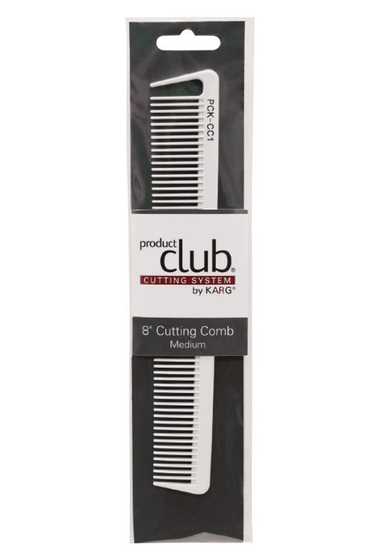 "8"" Cutting Comb - Medium tooth"