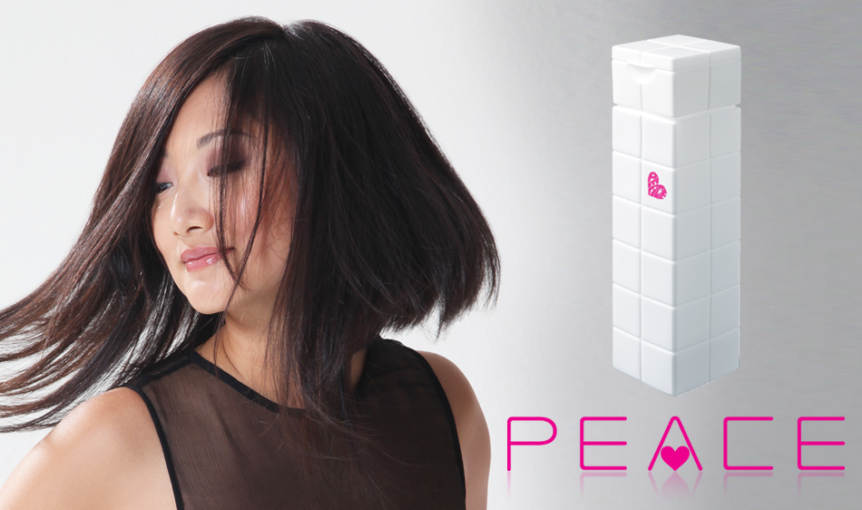 Three Products from the PEACE Line by Arimino