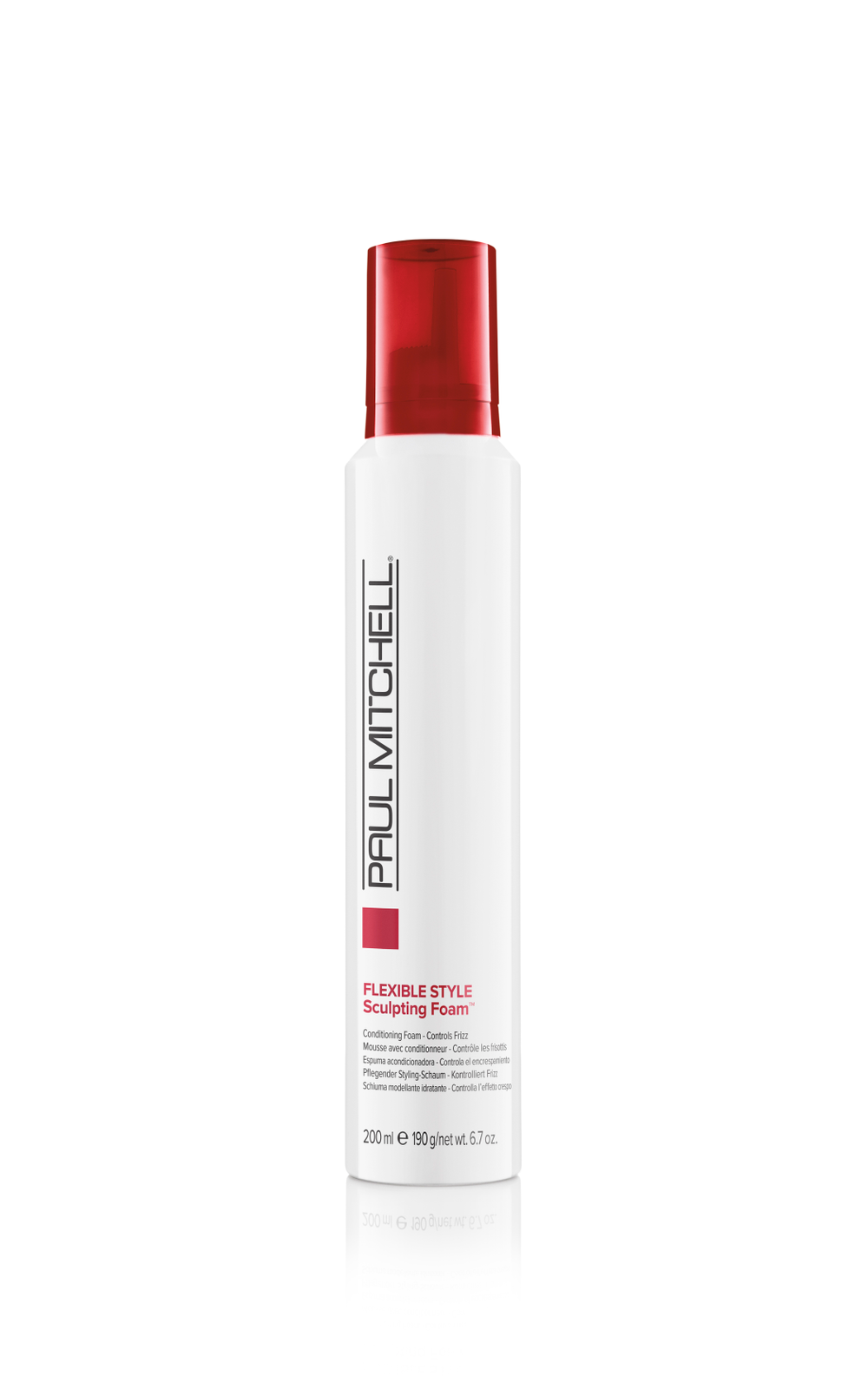 """<p>""""Paul Mitchell Full Body Sculpting Foam! It's great for a blowout because it gives it the right amount of bounce without being too stiff or too heavy. Also great for a natural curl because it gives it definition and shine without the sticky feeling.""""</p> <p>-<strong> @beautybysakaj</strong></p>"""