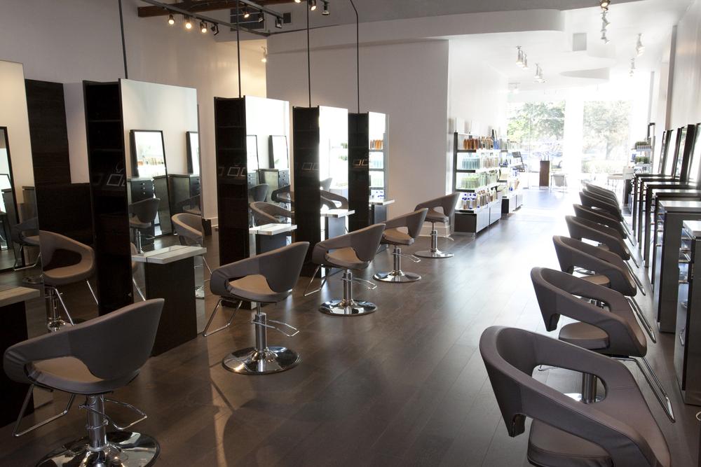 One of the Paris Parker Salons & Spas locations in Hammond, LA.