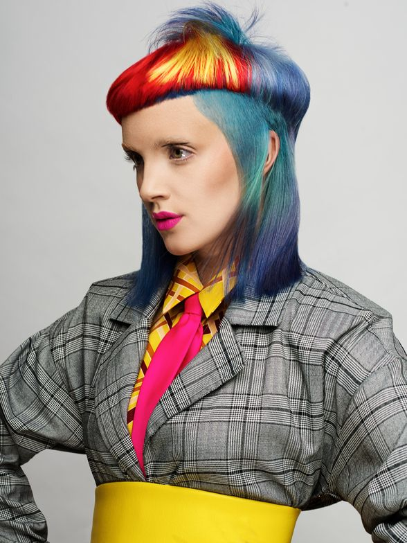 <p>Look by Kylie Bussing, The Hair Company, (Nashua, NH)</p>