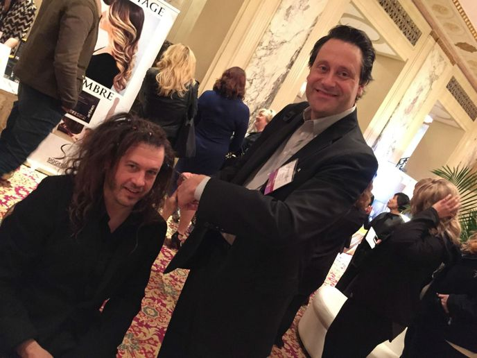Patrick McIvor and Steve Reiss