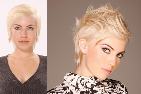 Tips for updating blonde hair color