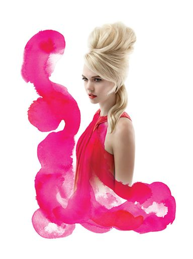 "Paul Mitchell ""Volume Twist"" Look: ""Art of Style"" Holiday How-To"