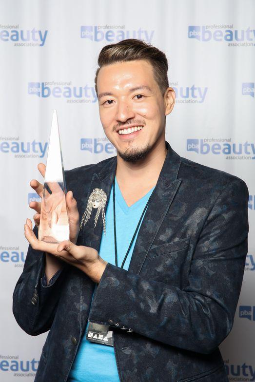NAHA 2016 People's Choice Award Winner Matthew Tyldesley