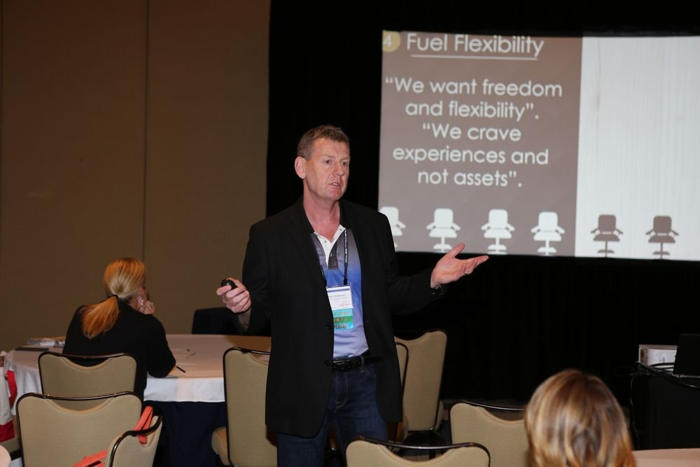 Peter Mahoney shares solid staff retention strategies in his breakout.