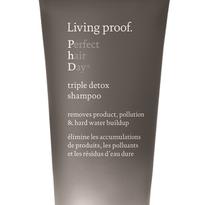 Living Proof Launches PhD Triple Detox Shampoo
