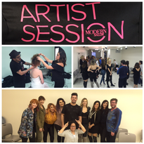 ARTIST SESSION, Fall 2017 - Having Fun!