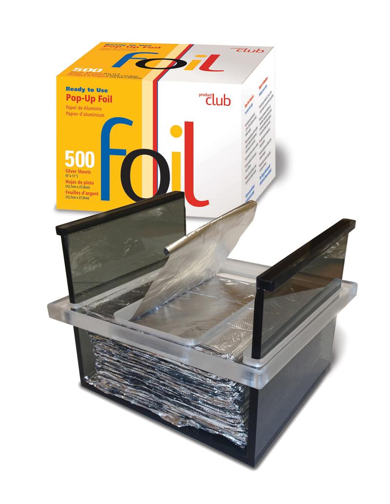 Pop-Up Foil Dispenser