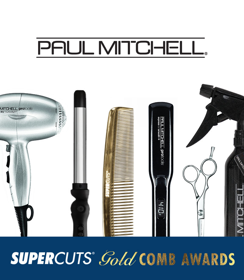 <strong>This year's categories are Men's Cut &amp; Style, Grey Blending or Highlights and Before and After Cut Transformation, and 50 people will win the TOP PRIZES! Many others will win tools and gear furnished by Supercuts and John Paul Mitchell Systems!</strong>