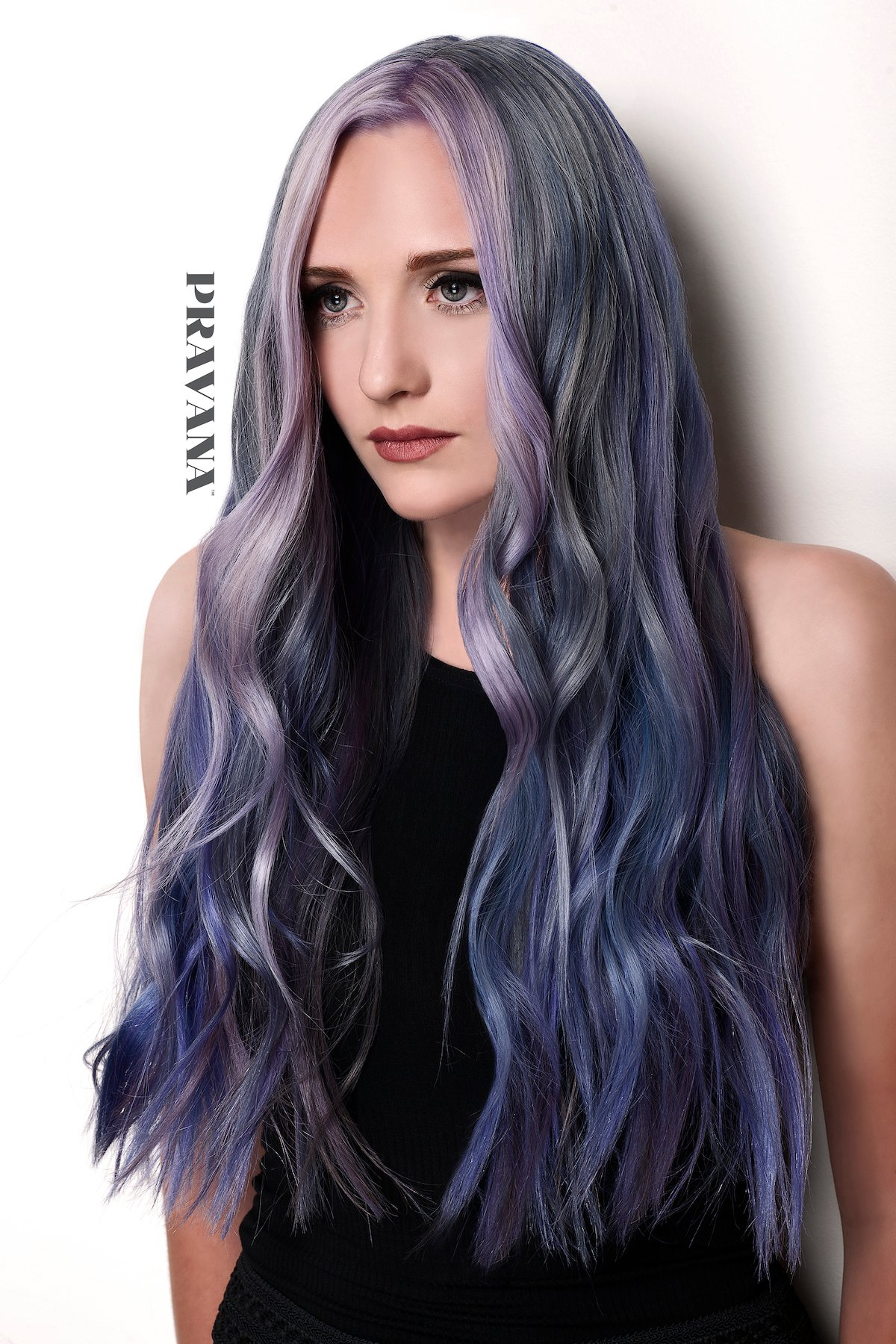 How-To Video: Smokestack Color with Pravana Vivids Black