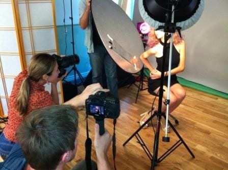 VIVIDS Photo Shoot: Behind-the-Scenes with Pravana