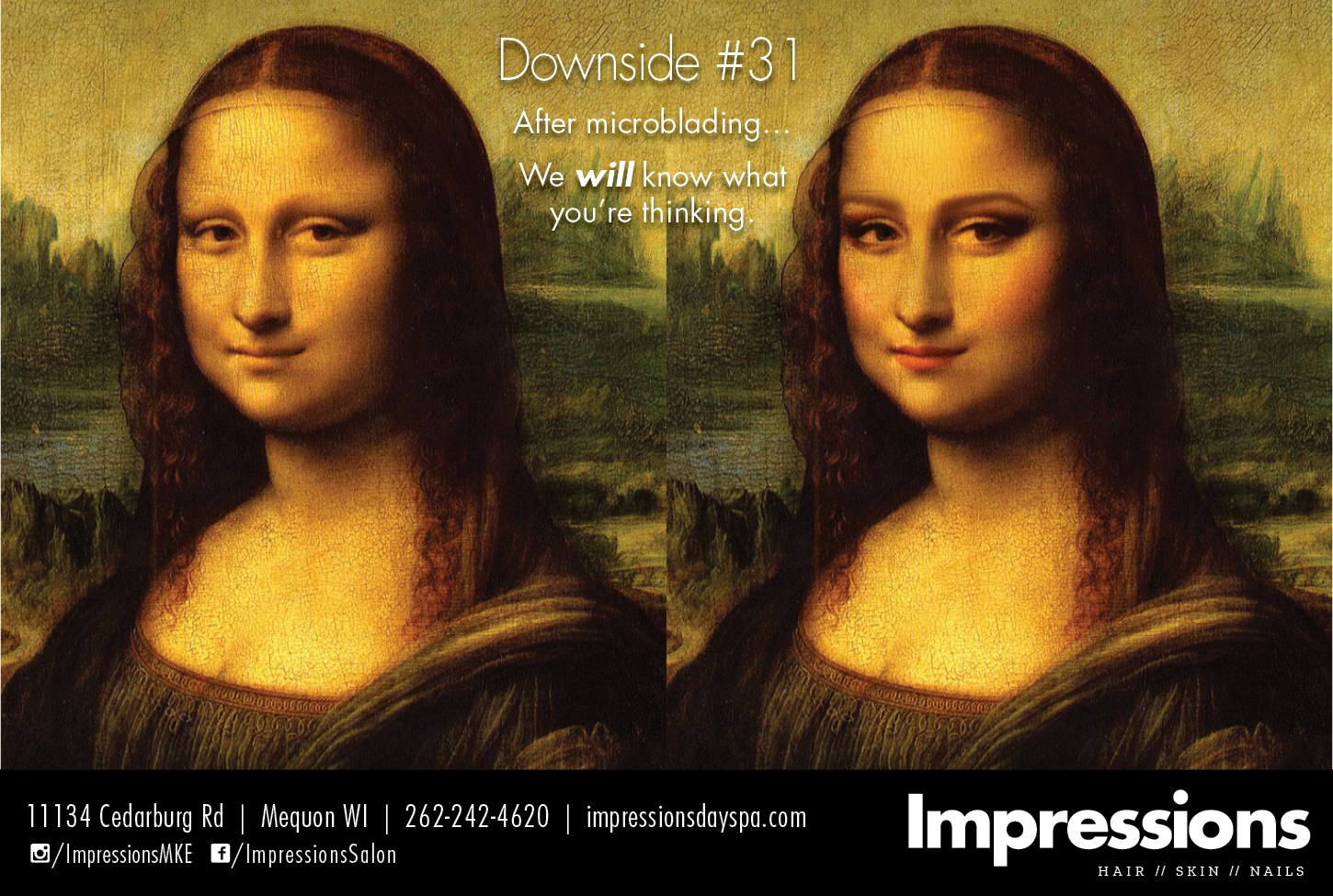 Do you know the secret behind Mona Lisa's infamous smirk?