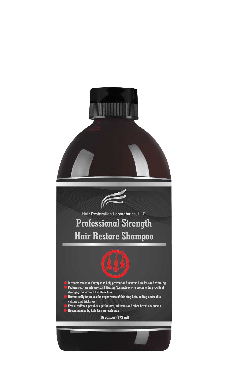 Hair Restoration Laboratories Unveils Newest Anti Hair Loss Shampoo