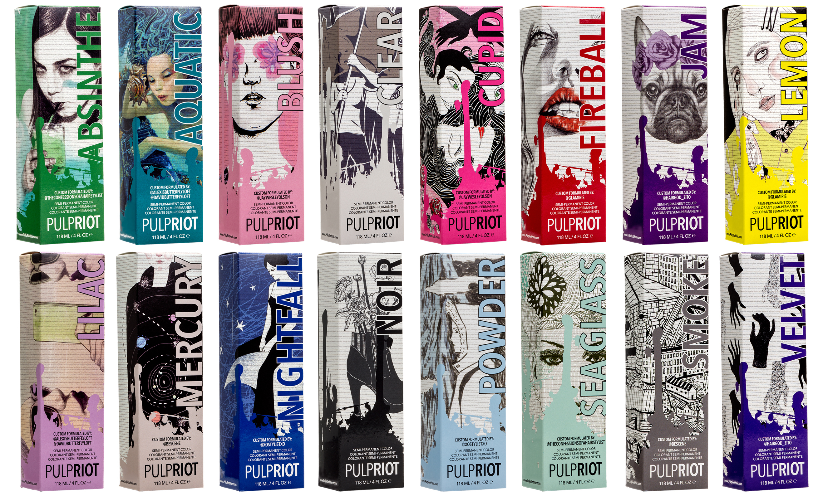 L'Oréal Acquires Pulp Riot; Retains Thurston and L.A. Base