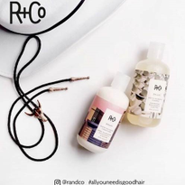 Get Bouncy Hair with R+Co's New Biotin Thickening Shampoo and Conditioner