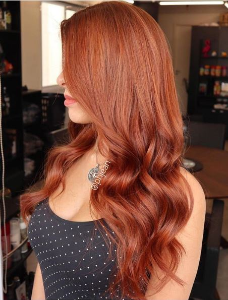 We love the dimension to this color by @phjean