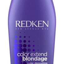 Redken's New Color Extend Blondage Shampoo and Conditioner