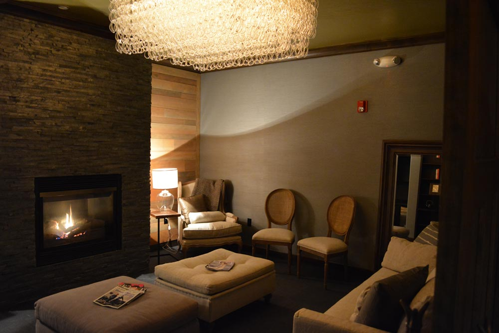 The Relaxation Suite at Neroli Salon and Spa
