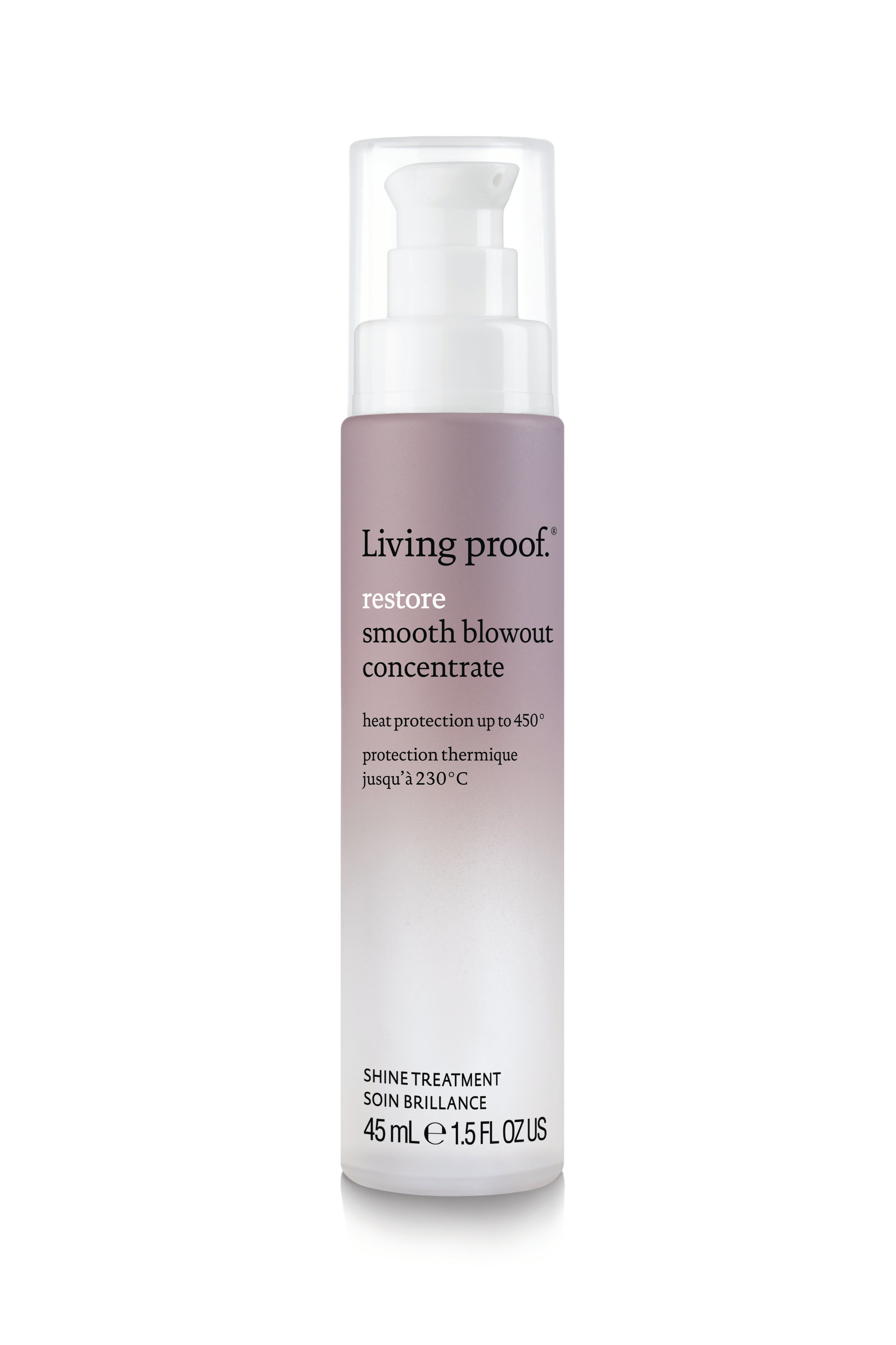 Living Proof Announces Restore Smooth Blowout Concentrate