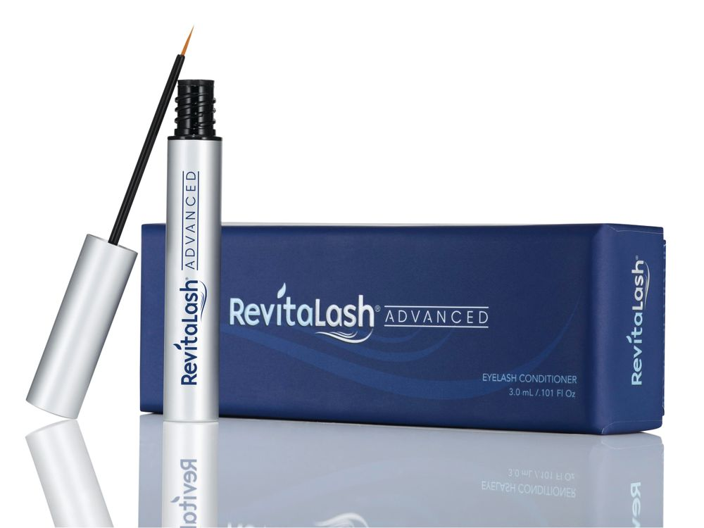 Advanced from RevitaLash. This eyelash conditioner addresses the visual signs of eyelash aging and stress, leading to healthier-looking, more luxurious lashes.