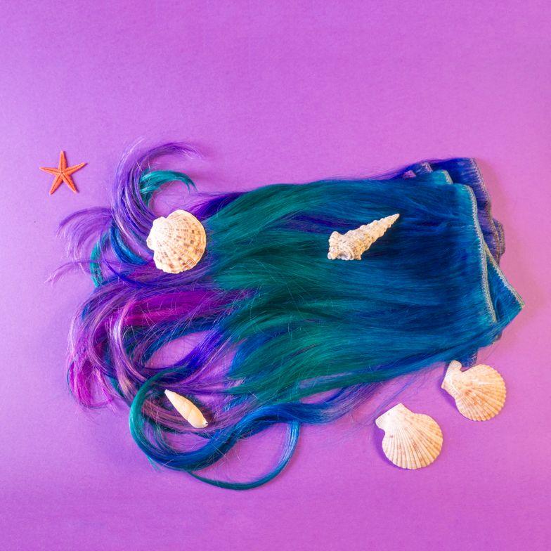 """Mermaid Melt by <a href=""""https://www.instagram.com/stylistricardosantiago/?hl=en"""">Ricardo Santiago</a>"""