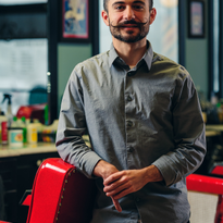 The Fighter: How a Barber Almost Lost His Career