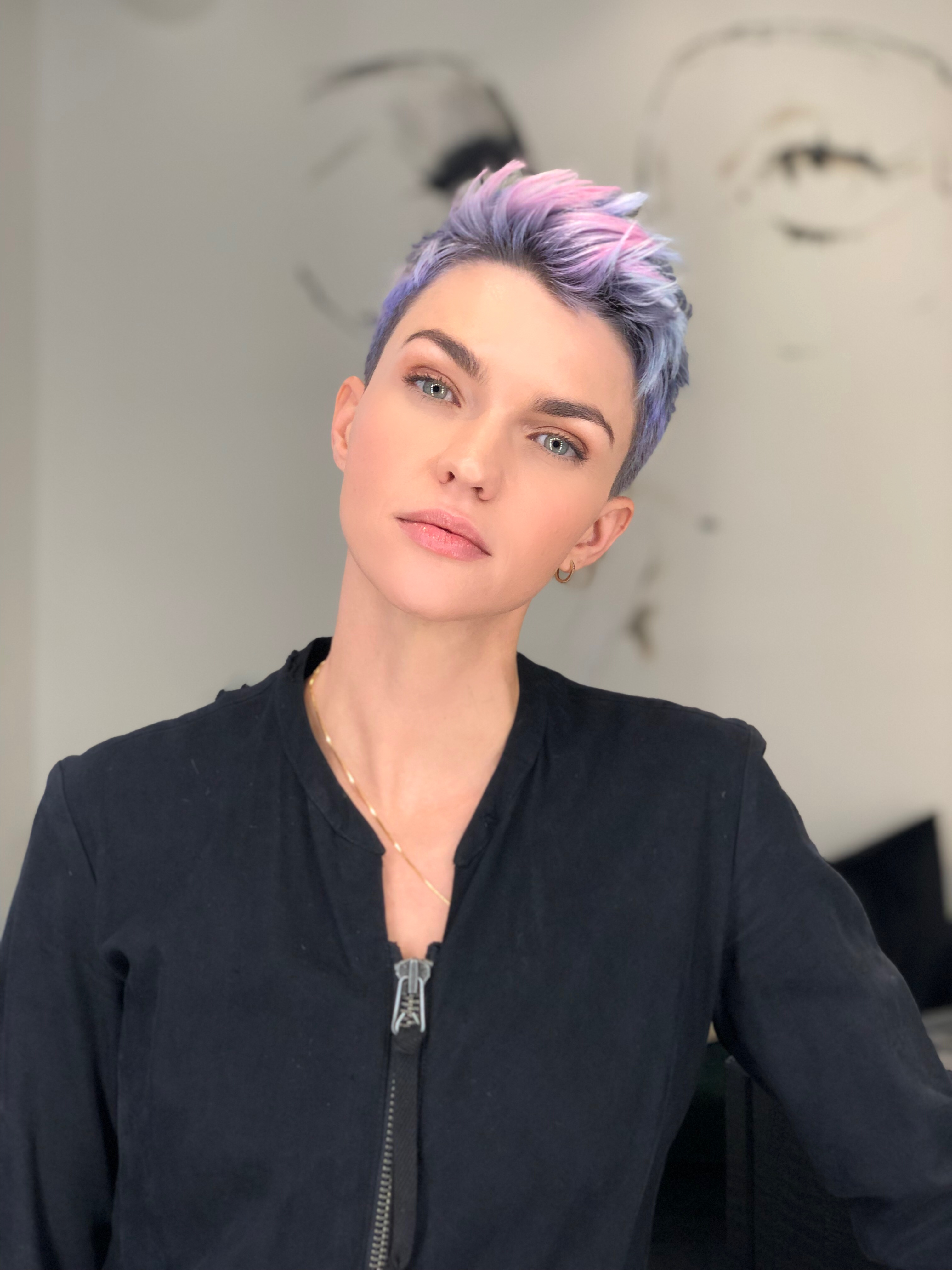 In our eyes, Ruby Rose can do no wrong. The actress and model has the ultimate cool factor and, not to mention, is totally stunning.
