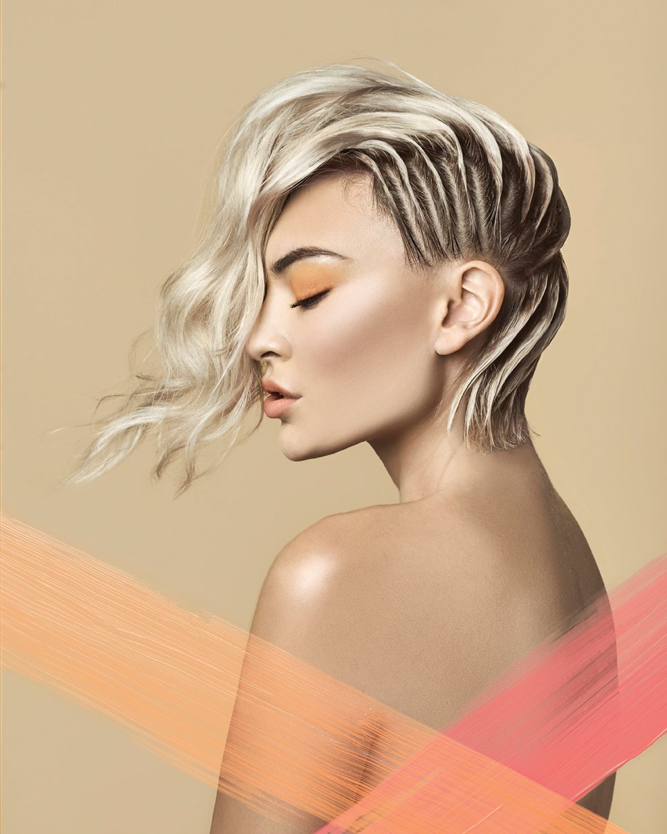 Soft Edge: How to Use Aveda Color and Styling Products to Create Inspiring Finishes