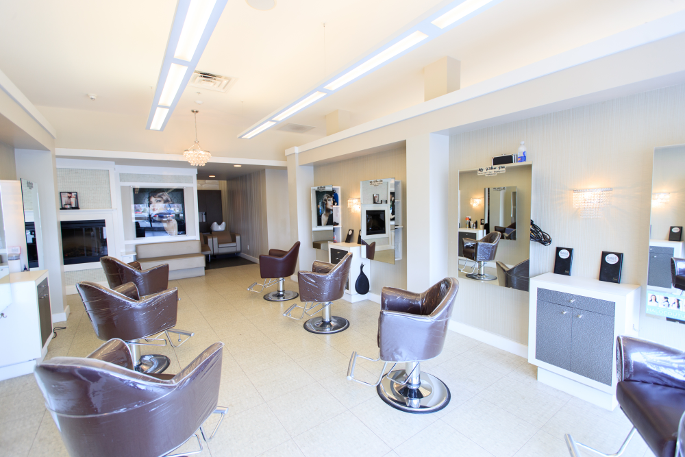 An inside look at Rumors Salon & Spa in Latham, NY.
