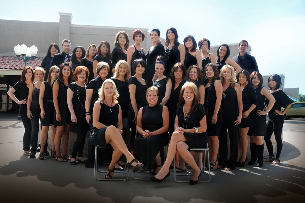 Staff of Salon Estique in Phoenix, Arizona