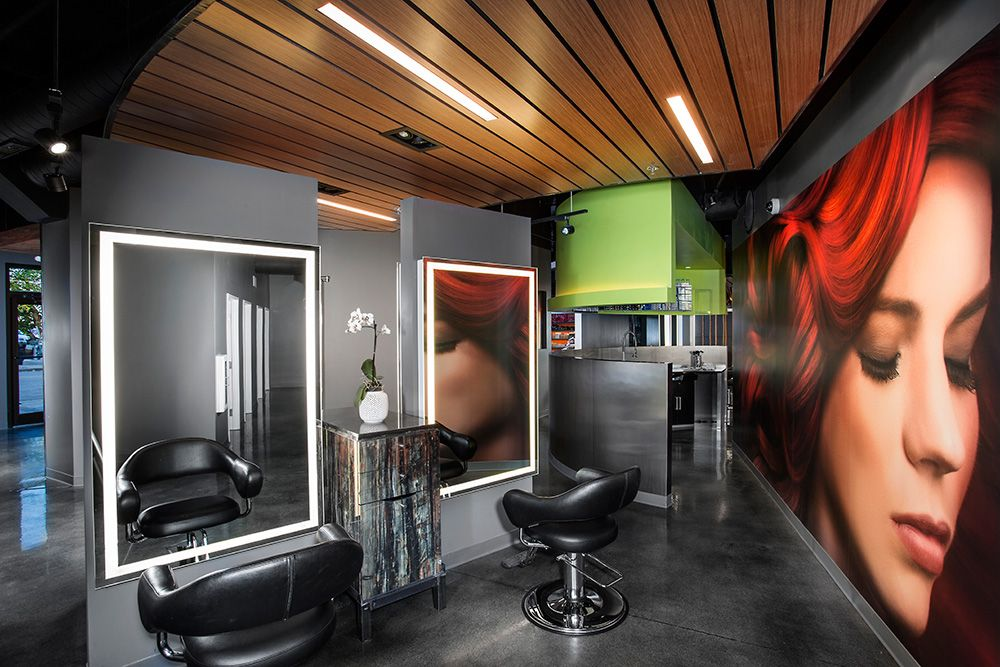 Salon Spa W in Des Moines, IA