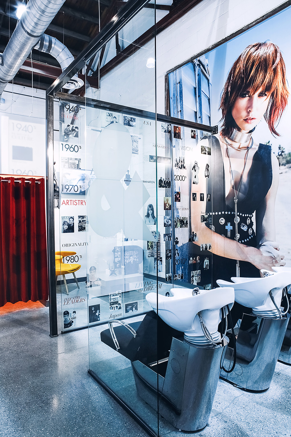 2016 NAHA FINALISTS: Salon/School Design
