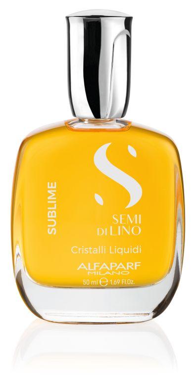 Alfaparf Milano's Semi Lino Cristalli Liquidi