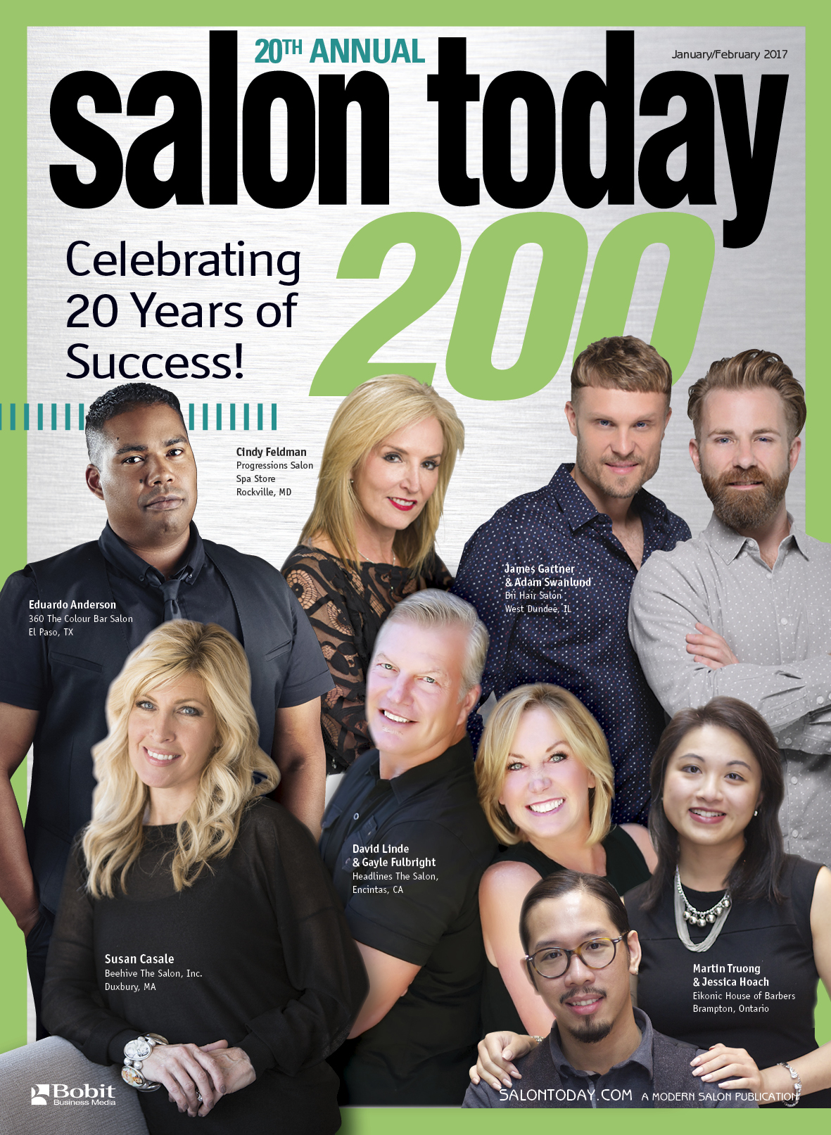Salon Today 200: 20 Years of Shining a Spotlight on Salon Success