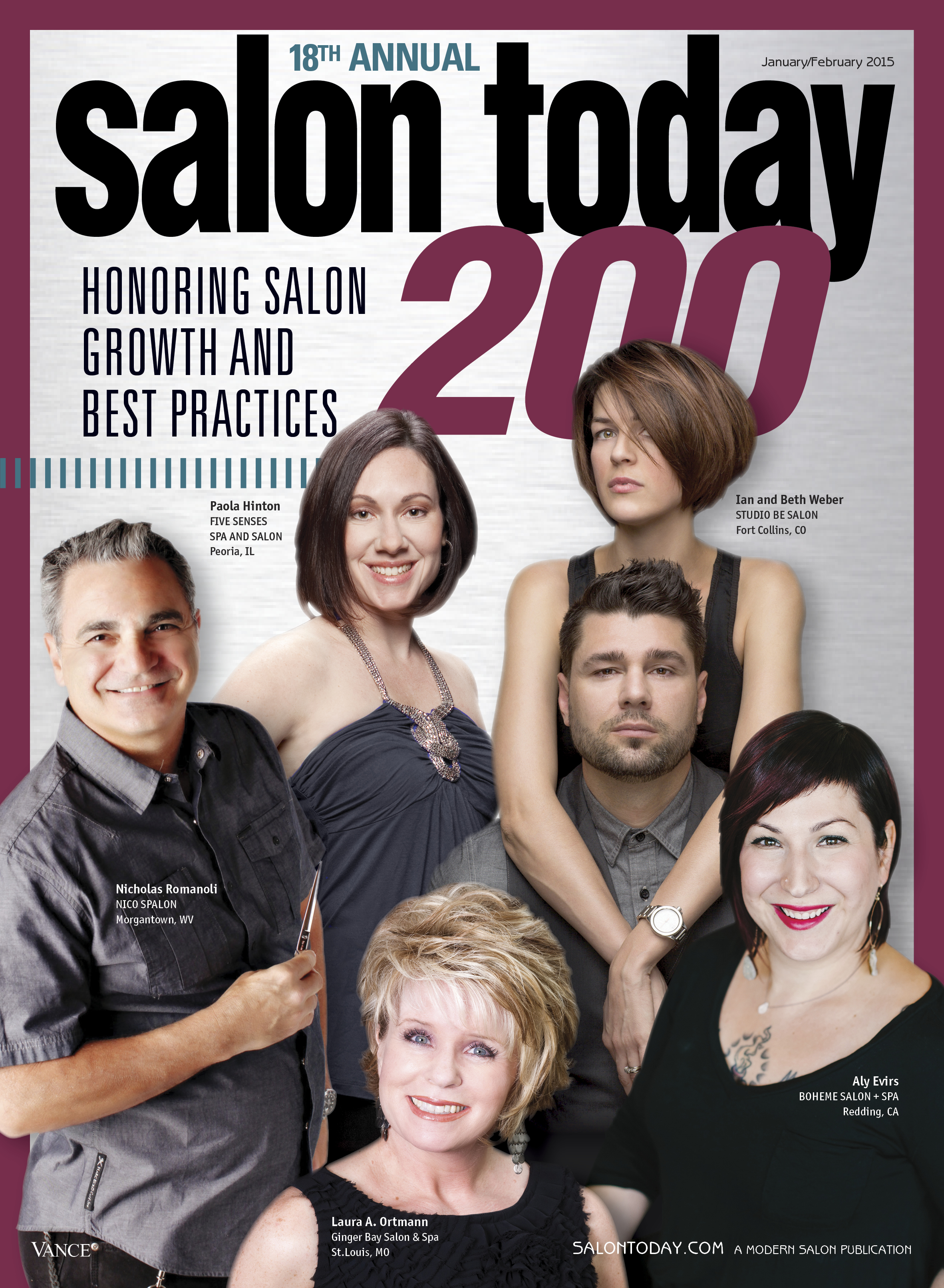 New Salon Today 200 Application Simplifies Entry Process