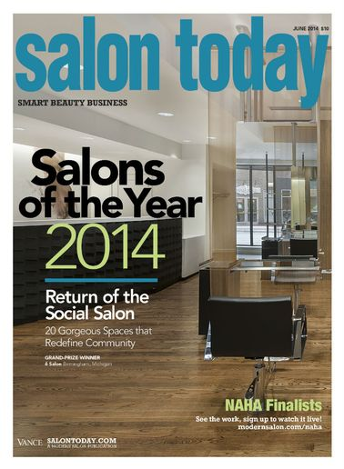 The SALONS OF THE YEAR 2014