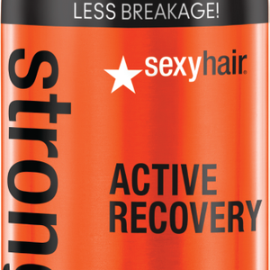 Sexy Hair Introduces Strong Sexy Hair Active Recovery Repairing Blow Dry Foam