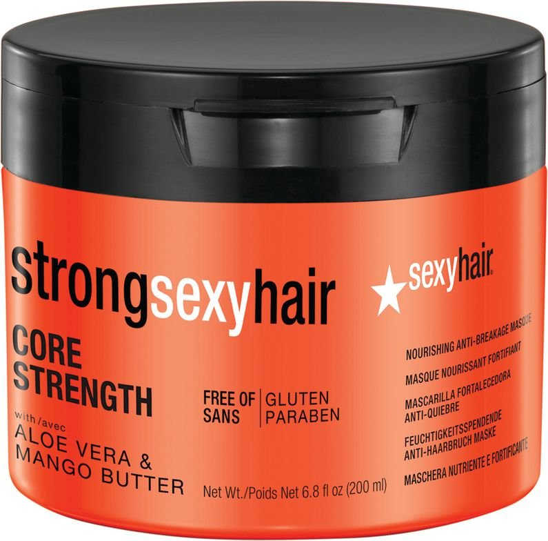 <strong>Strong Sexy Hair Core Strength</strong>