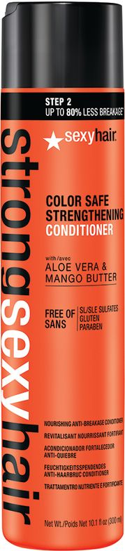 <strong>Strong Sexy Hair Color SafeStrengthening Conditioner</strong>