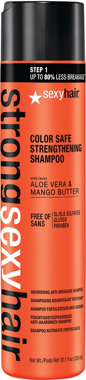 <strong>Strong Sexy Hair Color SafeStrengthening Shampoo</strong>