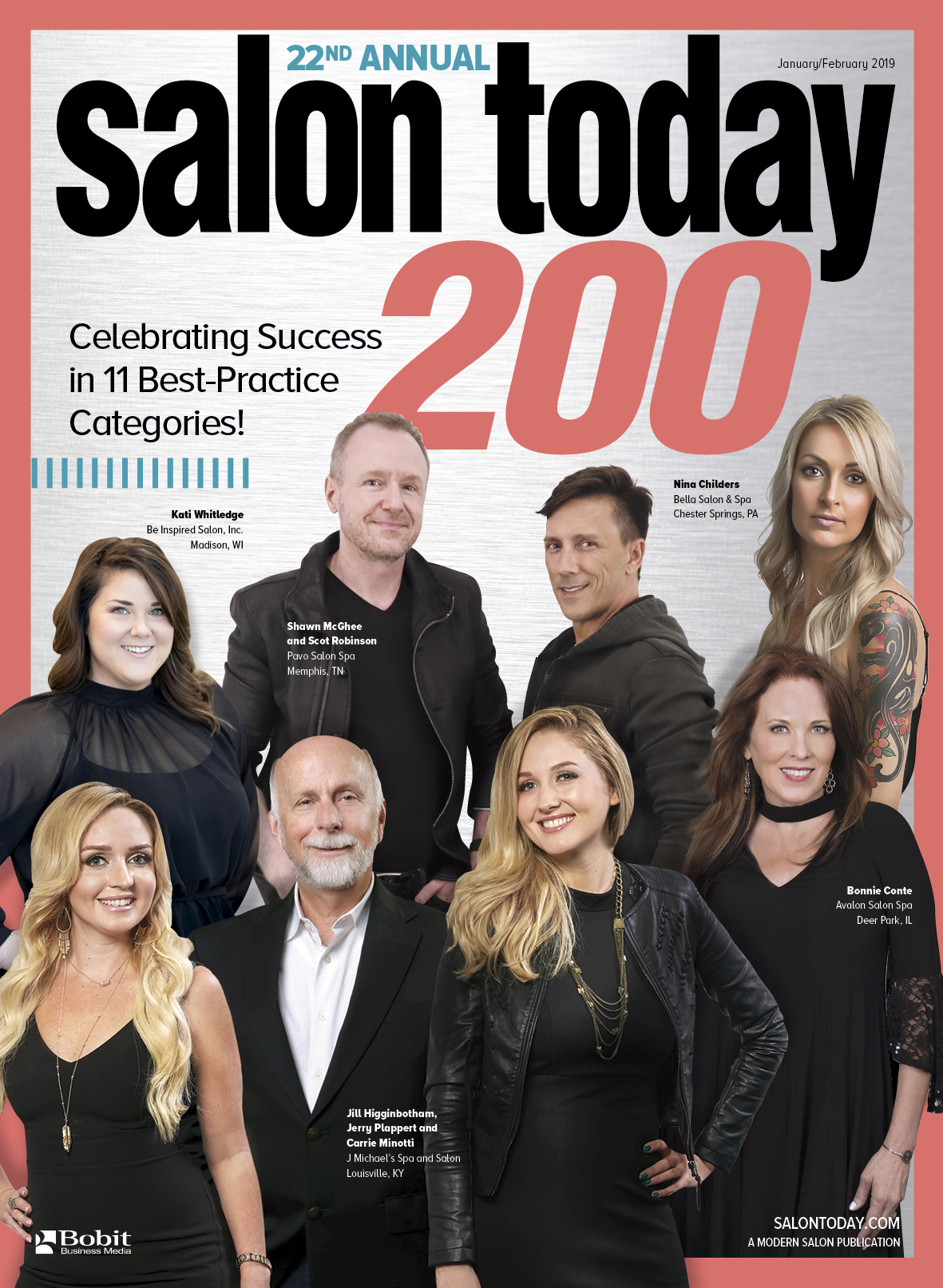 SALON TODAY 200 Application Live, and We Have a New Competition Category
