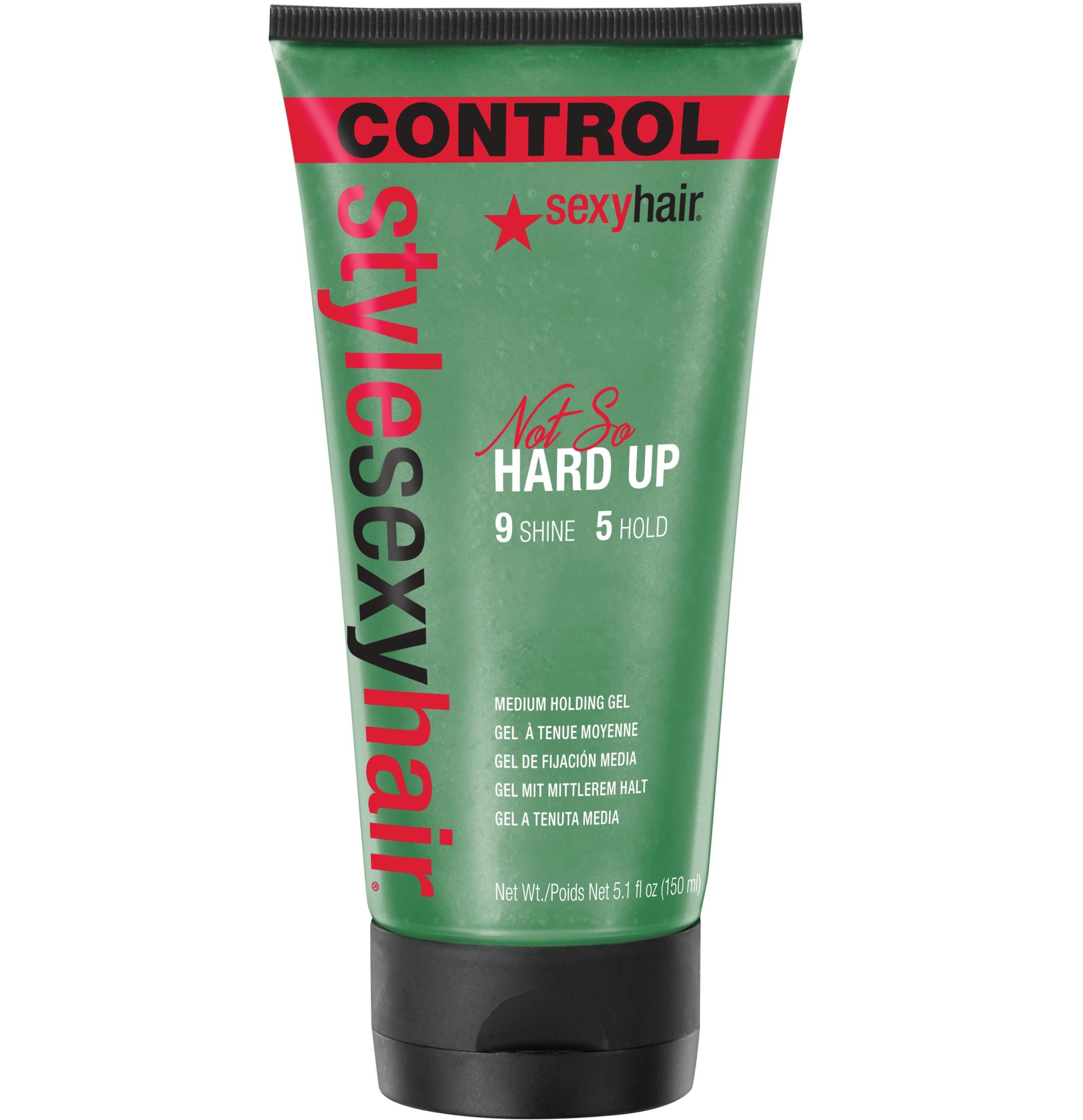 Style Sexy Hair's Not So Hard Up Gel