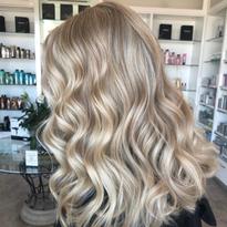 Summer Blonde Redken Formula